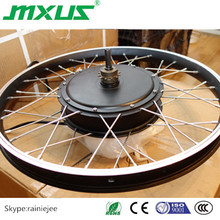 MXUS cheap electric bike kit 3000 watt hub motor