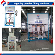 fire extinguisher automatic filling product line / Dry powder filling product line