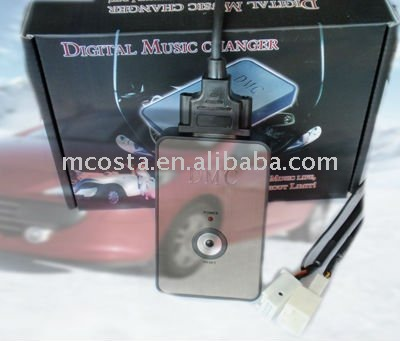 USB SD AUX Car stereo Adapter (DMC-9088)(FCC approval)