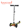 Chinese factory big wheel kick scooters for child TK02