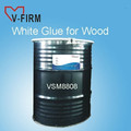 PVC adhesive for bonding PVC film/ PP film laminated with MDF for process speaker/wood door/furniture use VSM8808