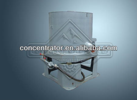 gold panning concentrate centrifugal concentrator