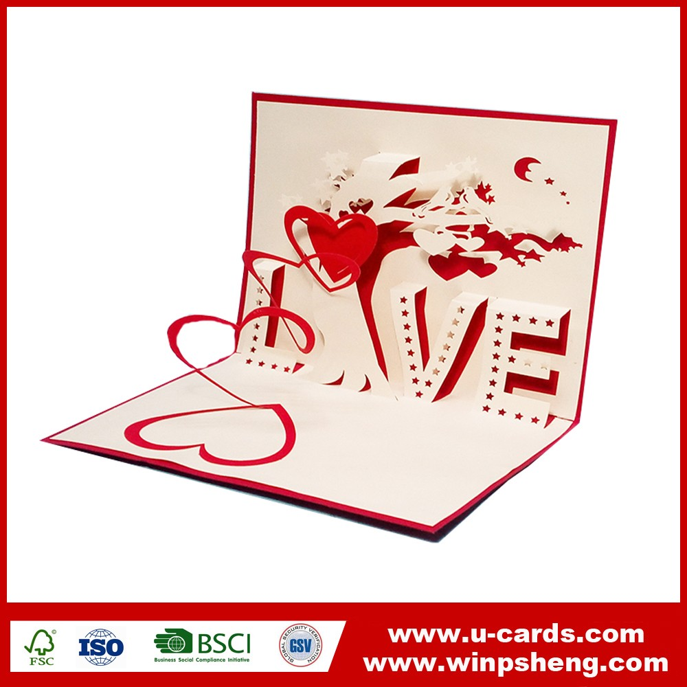 Custom Laser Cut Chinese Wedding Invitation Card - Buy Chinese ...
