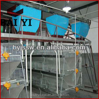 Chicken Feeding Machine / Poultry Pan Feeding System / Broiler Automatic Feeding