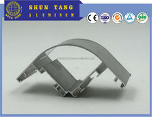 New product triangle aluminum extrusion profile