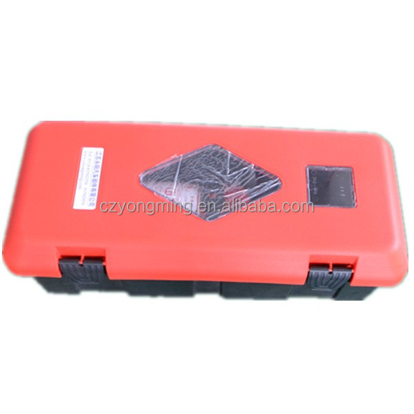 semi-truck plastic fire hose box