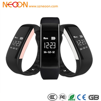 Fitness tracker IP67 waterproof activity wristband smart watch CE ROHS bluetooth sport smart bracelet for X9 with blood oxygen
