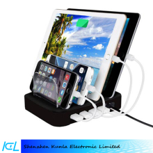 USB Charger Cell Phone Universal Charging Station Multiple Docking Station with Charging USB