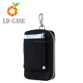 Customized smoking accessories cigarette case holder in pu leather
