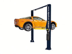 ATPARTS ATL- 3155D auto hydraulic lift used car hoist with double point release