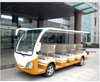 14 Seater Electric Shuttle Bus