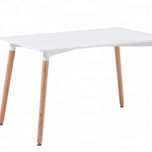 Cheap Used Restaurant MDF TOP Dining Tables