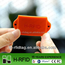 Gas cylinder UHF metal tags/Anti metal rfid tags for gas cylinder management