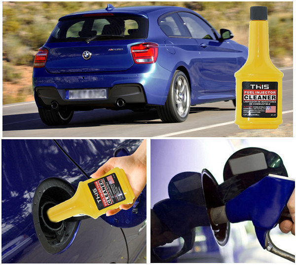 Super Car Additive Fuel Injection System Cleaner