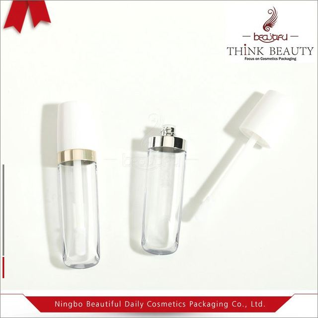 many kind of custom empty unique plastic make up mini lip balm gloss tube