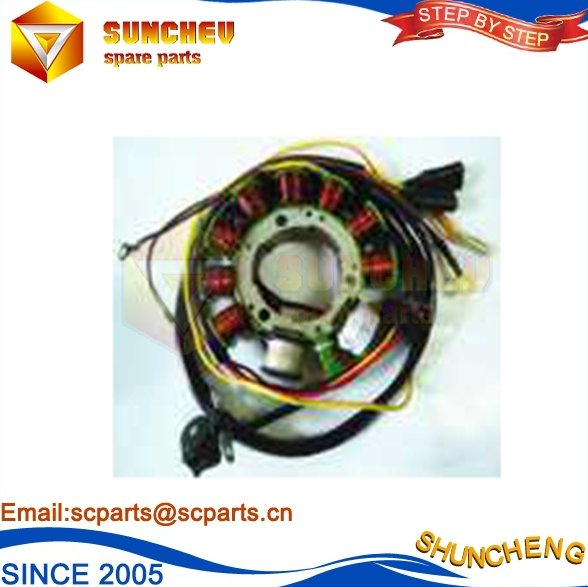 china wholesale cheap ATV parts magneto stator coil cg150