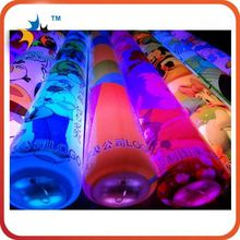 electrical flashing light cheering led foam glow stick
