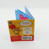 Get 500USD coupon mini children book printing