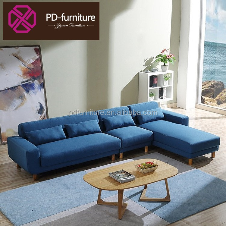 Home furniture wood sofa furniture living room sofa sectional sofa bed