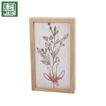 custom vintage wooden photo picture frame wholesale