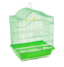 Honey Pet Good quality large cheap parrot cages steel love bird cage