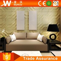[WS53M3] Living Room Bathroom Decorative 3D Interior PVC Shower Wall Cladding Panel