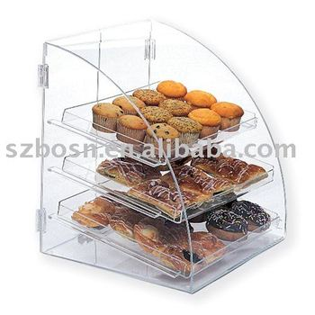 Acrylic Bakery Box