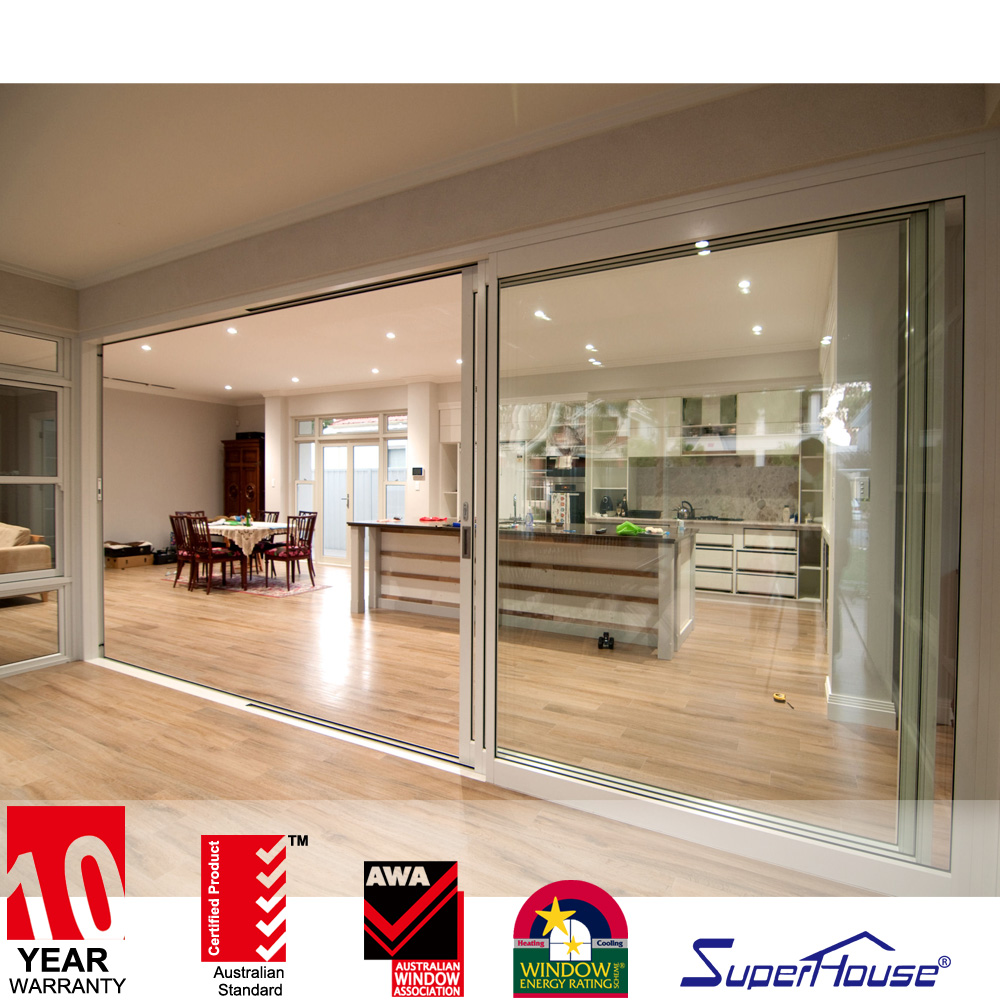 As2047 certificate price of fire rated sliding doors retractable sliding screen door pictures