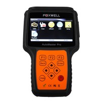 100% Original Diagnosis European Car All System Foxwell NT642 with EPB and Oil Service Function OBD2 Code Scanner