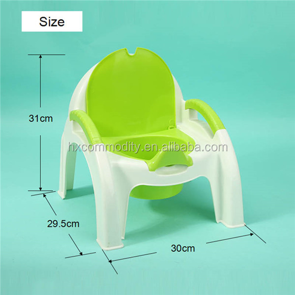 potty seat baby plastic baby toilet potty