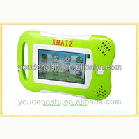 2013 XHAIZ 16bit TFT 2.7-4.3inch colored screen learing tablet toys educational toys for the blind