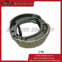 Motorcycle brake shoe CG125 good quality, super aluminium alloy frame brake shoe for motorcycle cheap for KINGMOTO