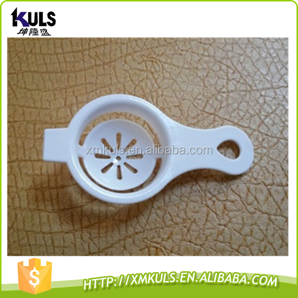 PP plastic kitchen gadgets egg yolk and white separator