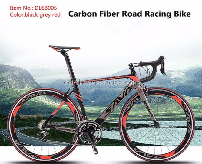 700C New Full Carbon Fiber 18 Speed Road Bikes Racing Bicycle
