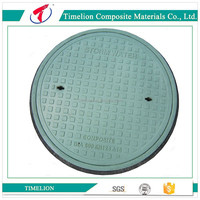 OEM Design and Logo composite manhole covers for Fiber optic cable ducts