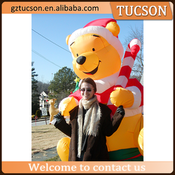 wonderful giant inflatable bear inflatable honey bear for advertising