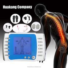 Medical equipment 2 channels electronic pulse massager for back pain HK-B3
