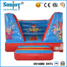 Hot Sale Commercial PVC Inflatable Products Inflatable House Fun City Open Door Kids Jumper Castle Inflatables