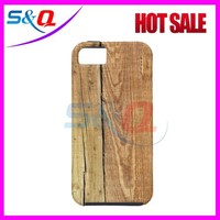 Eco-friendly Bamboo/wood mobile phone cover Customized