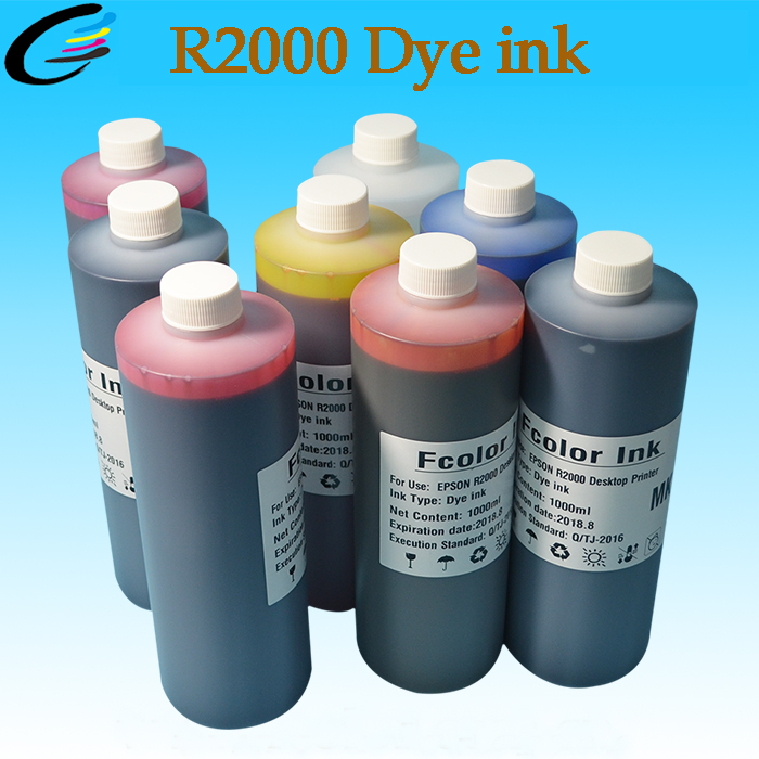 New Product Water Based Dye Ink For T50 L800 Printer Dye Ink