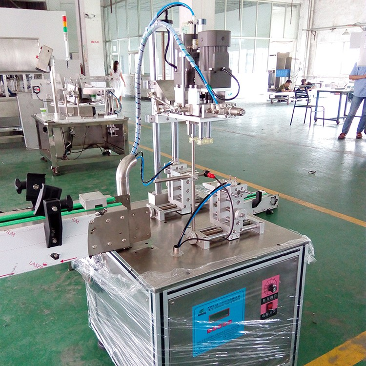 Food grade coconut oil bottle filling machine