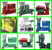 Factory supplier of 2 cylinder forestry waste pellet mill/forestry waste pellet machine/forestry waste pellet equipment