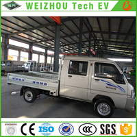 2015 Hot sales best quality electric cargo/pickup with EEC approval