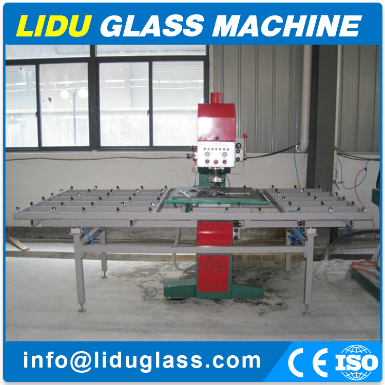 Automatic Control Portable Horizontal Direction Glass Drilling Machine