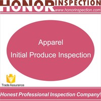 Honor Professional Apparel Textiles third party inspection company