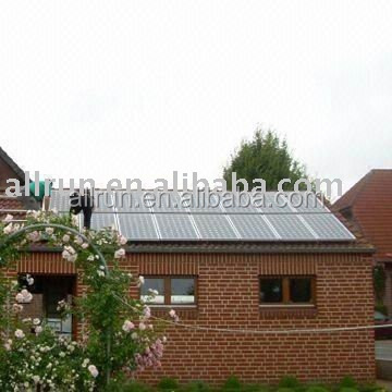 high efficiency poly 24v solar panel 230w