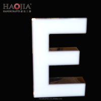 A Z LED Channel Letters