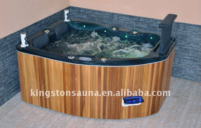 2011 massage bathtub with TV whirlpool