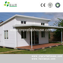 Prefabricated house(modular house, wooden house)