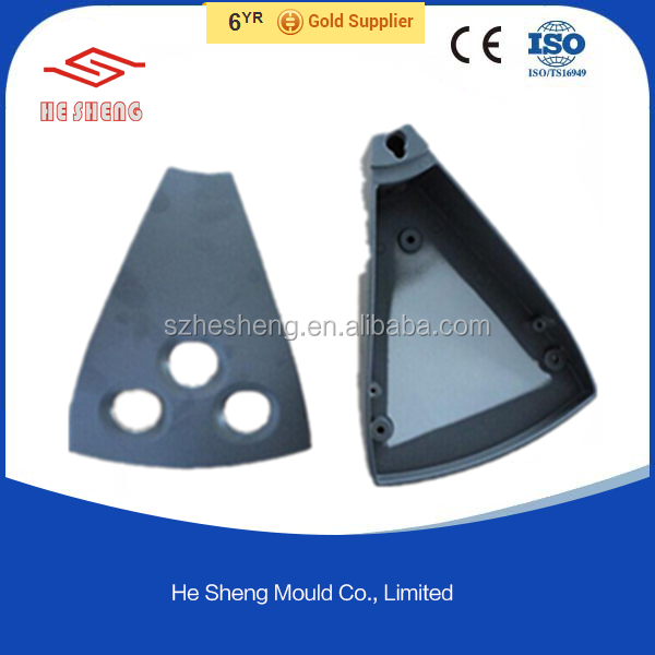 Zamak alloy tooling Alumnium die casting mould and moulded cap or top